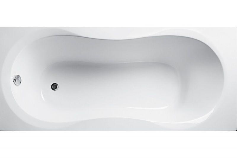 Фото Акриловая ванна ALPEN Mars 110х70