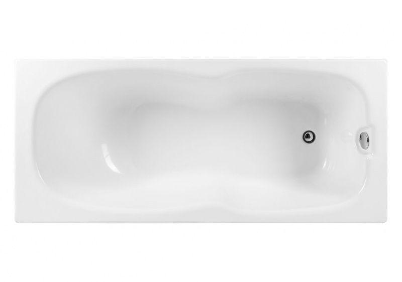 Фото Акриловая ванна Акванет RIVIERA 180*80 На каркасе