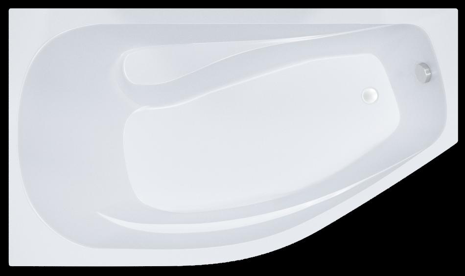 Фото Акриловая ванна Triton СКАРЛЕТ 167х96