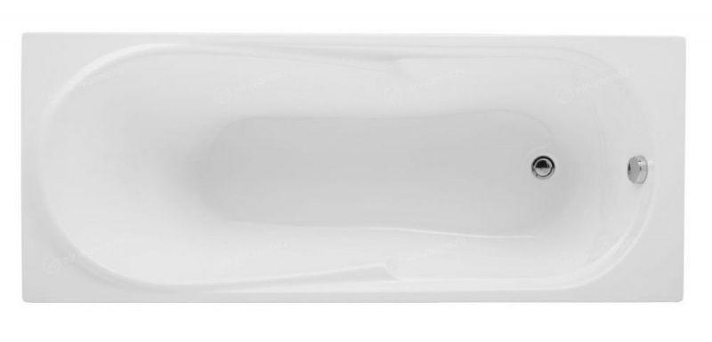 Фото Акриловая ванна Акванет Hellas 170x70 На каркасе
