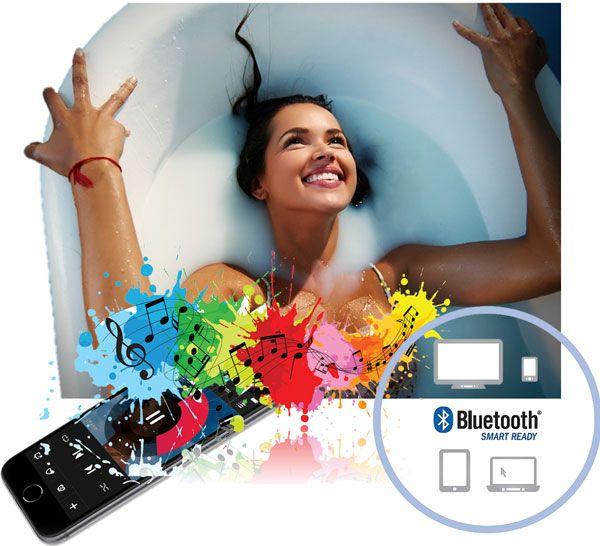 картинка Blutooth музыка в ванну с вибро динамиком