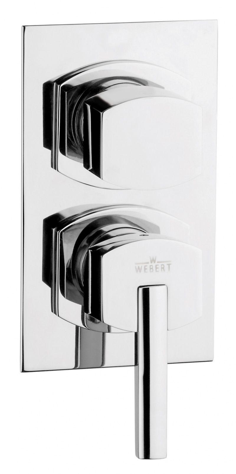 картинка Смеситель для ванны Webert Azeta AZ860101 Хром