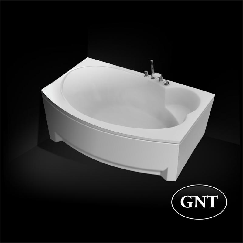 Фото Акриловая ванна GNT BOHEMIA 190x110