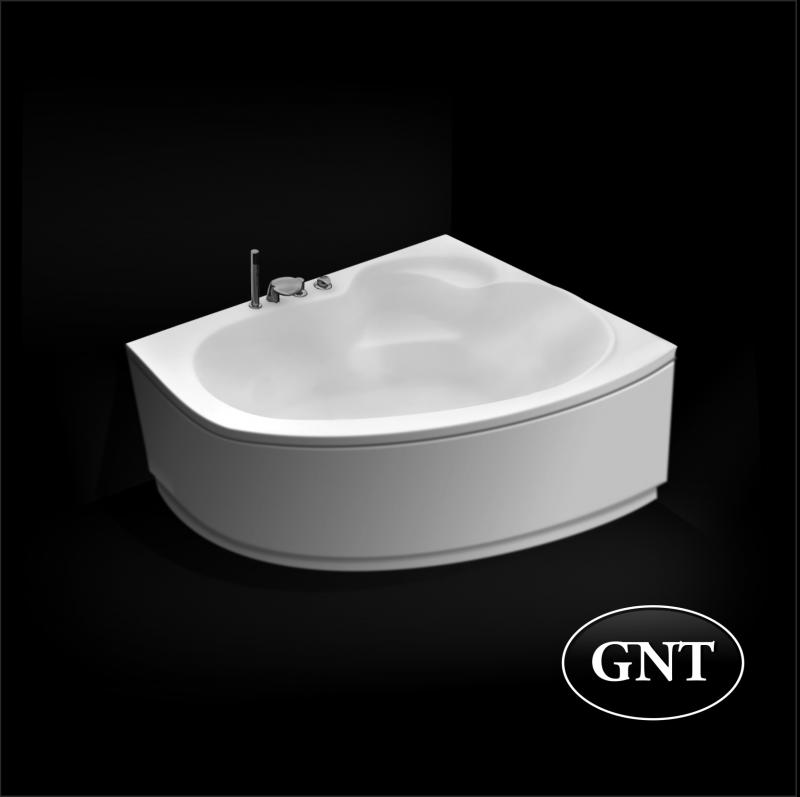 Фото Акриловая ванна GNT SENSE 170x110 левая,правая