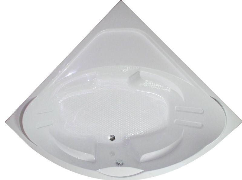 Фото Акриловая ванна Bellrado Фараон 1645x1645 С экраном