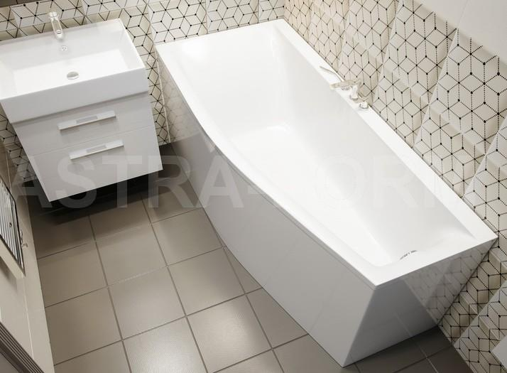 картинка Ванна Astra-Form Скат 170x75