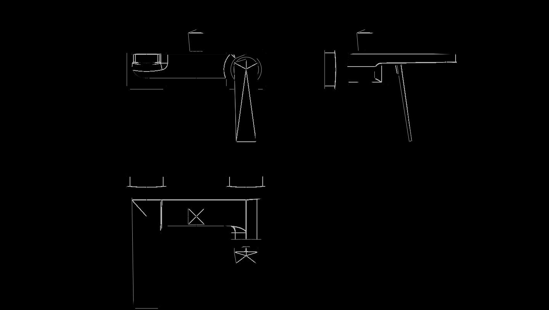 Смеситель Boheme Venturo 383-B для ванны с душем смеситель белые колодези купить