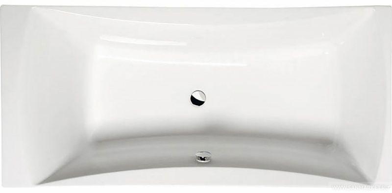 Фото Акриловая ванна ALPEN ALIA 180х80