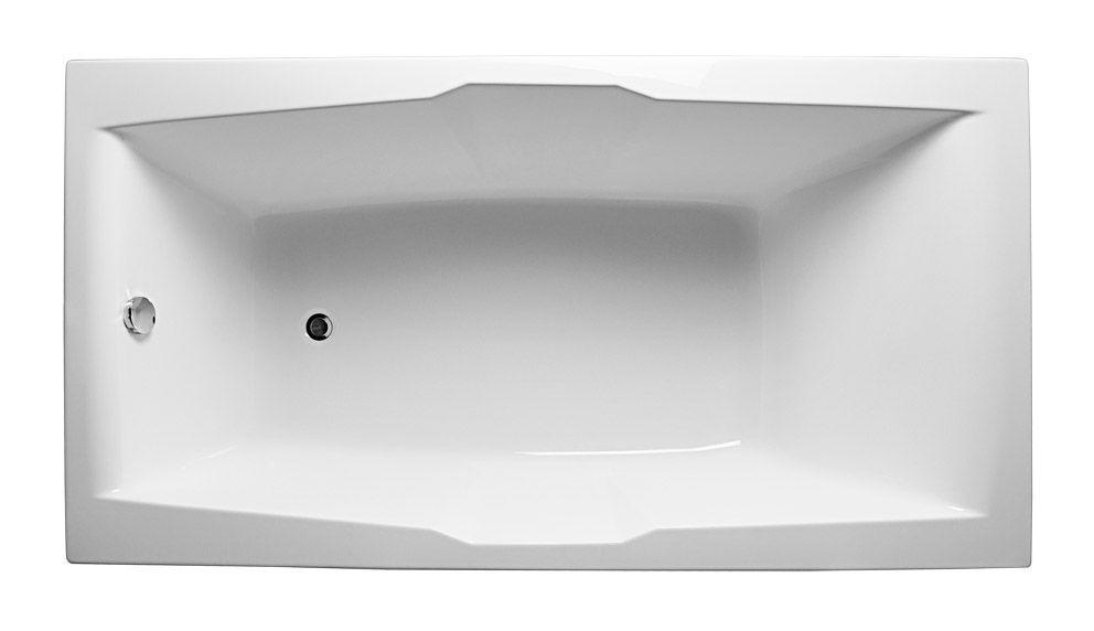 Фото Акриловая ванна 1 Марка Korsika 190*100 без слива/перелива